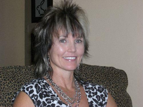 Sandi Hefner - owner - I Look Wonderful